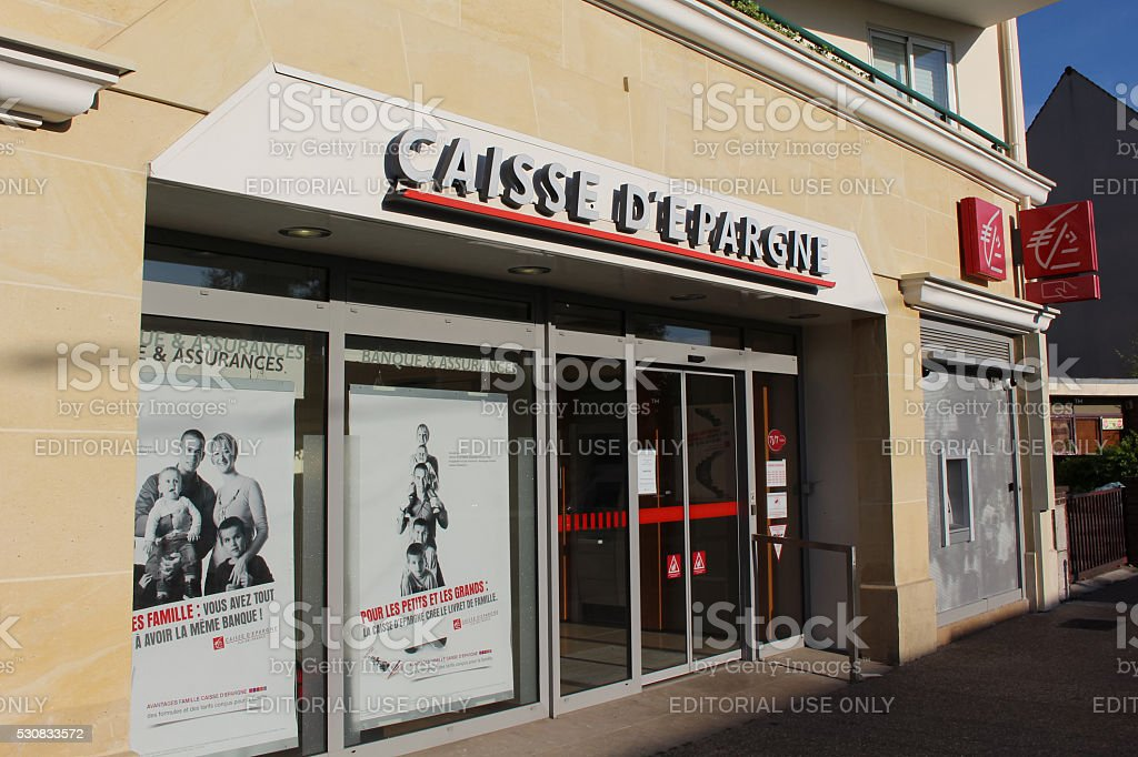 Caisse d''Epargne Banque - Photo