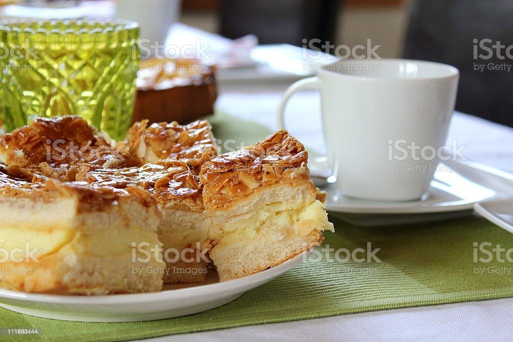 Kuchen und Kaffee – Foto