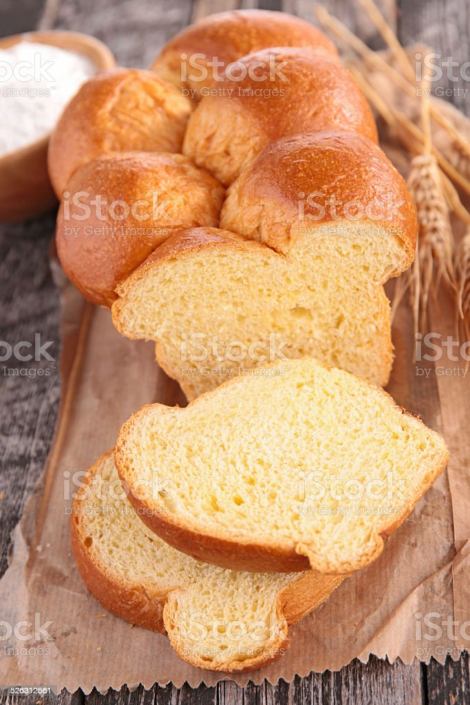 Gâteau, brioche - Photo