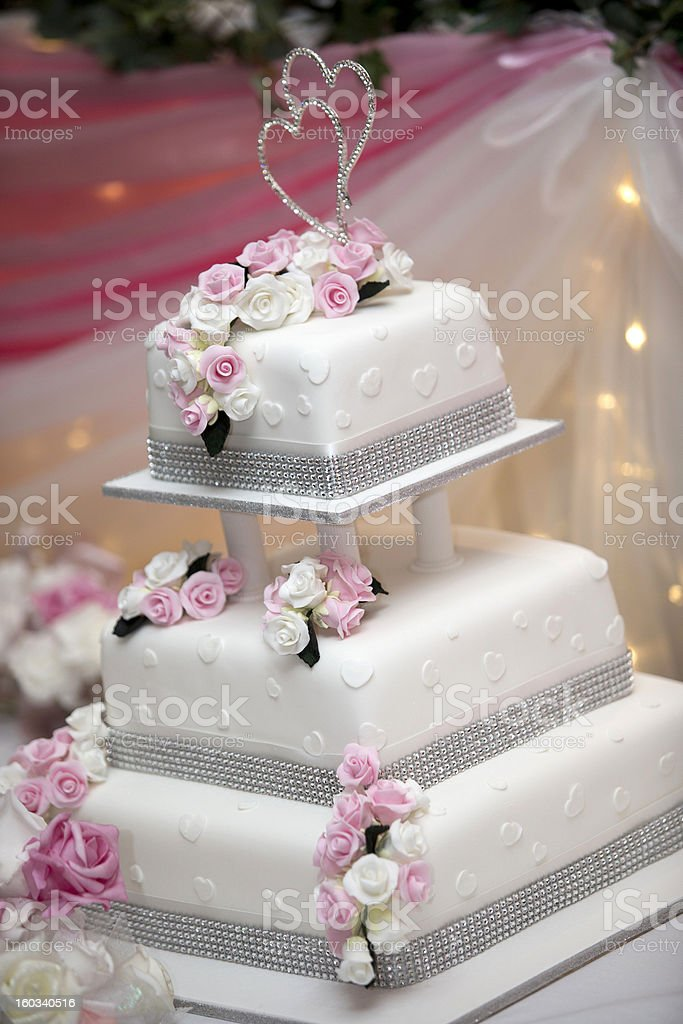 Cake close royalty-free stock photo