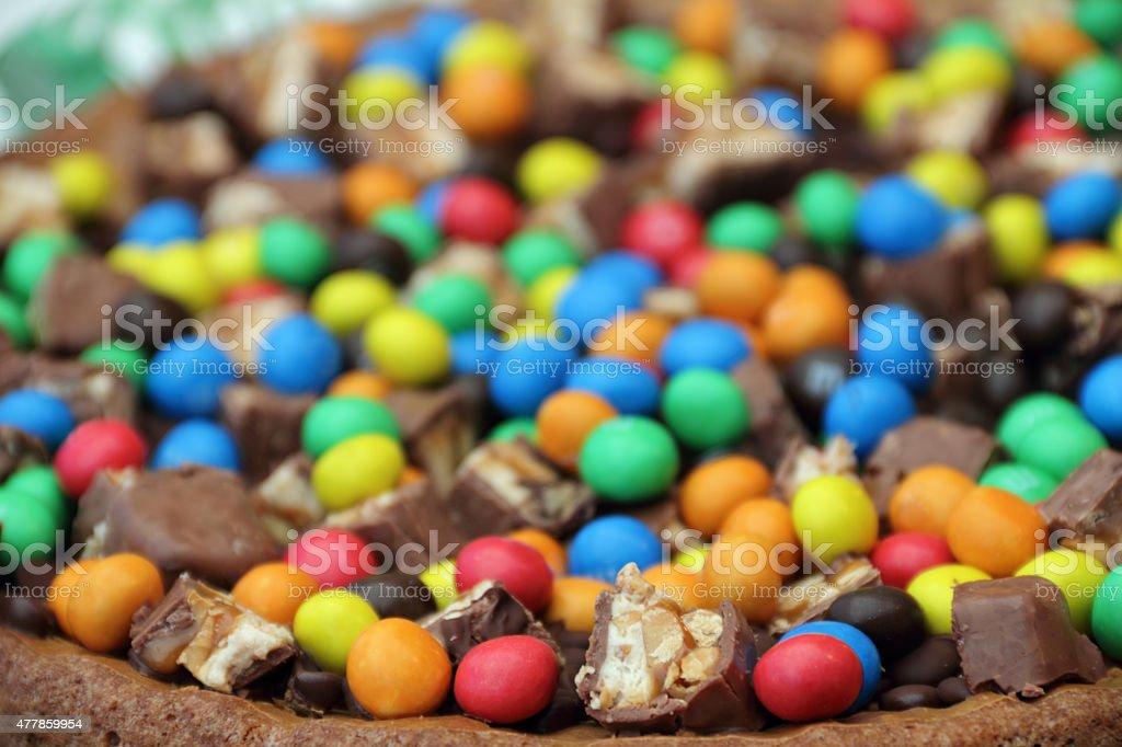 cake close up stock photo