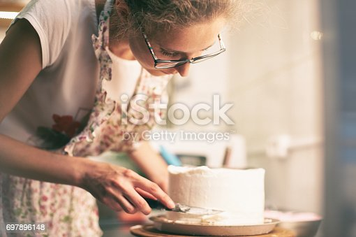 istock cake cooking 697896148