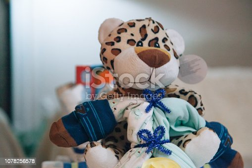 875685464 istock photo Cake diaper 1078256578
