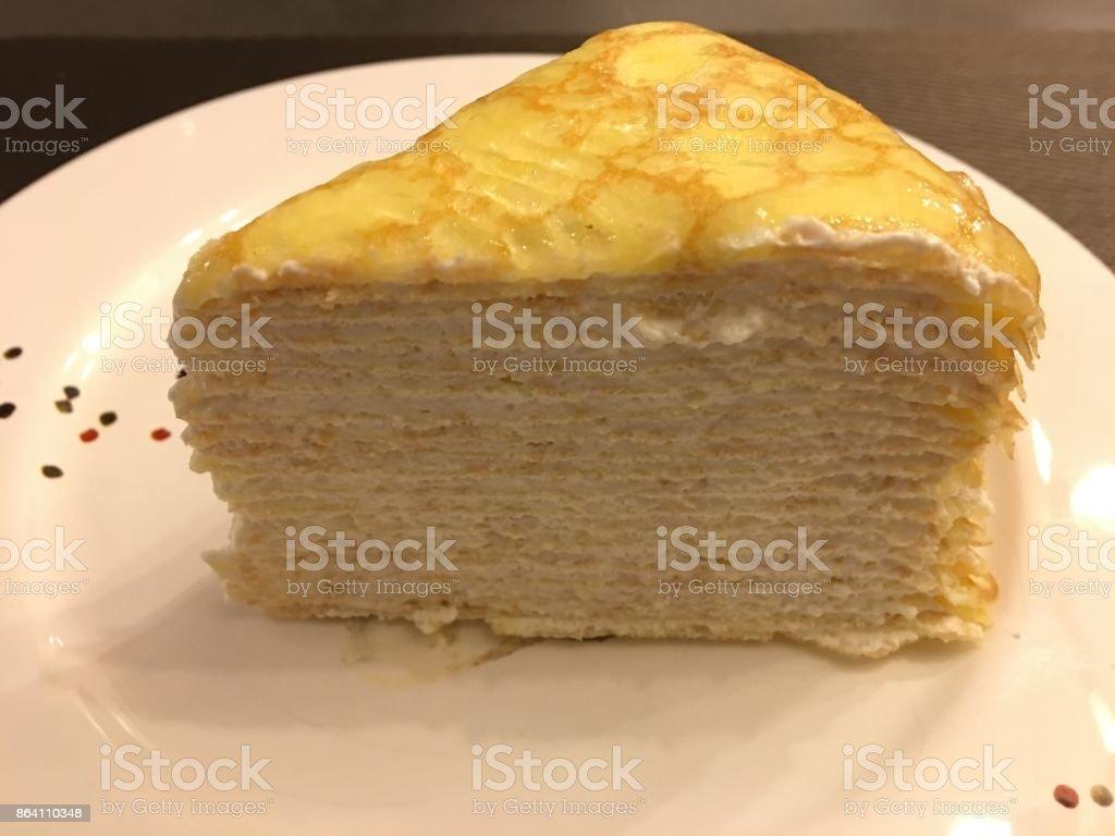 cake in Seoul royalty-free stock photo