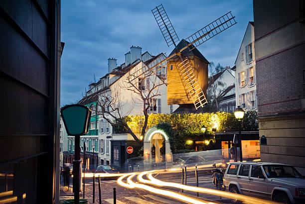 Le Moulin de la galette - Photo