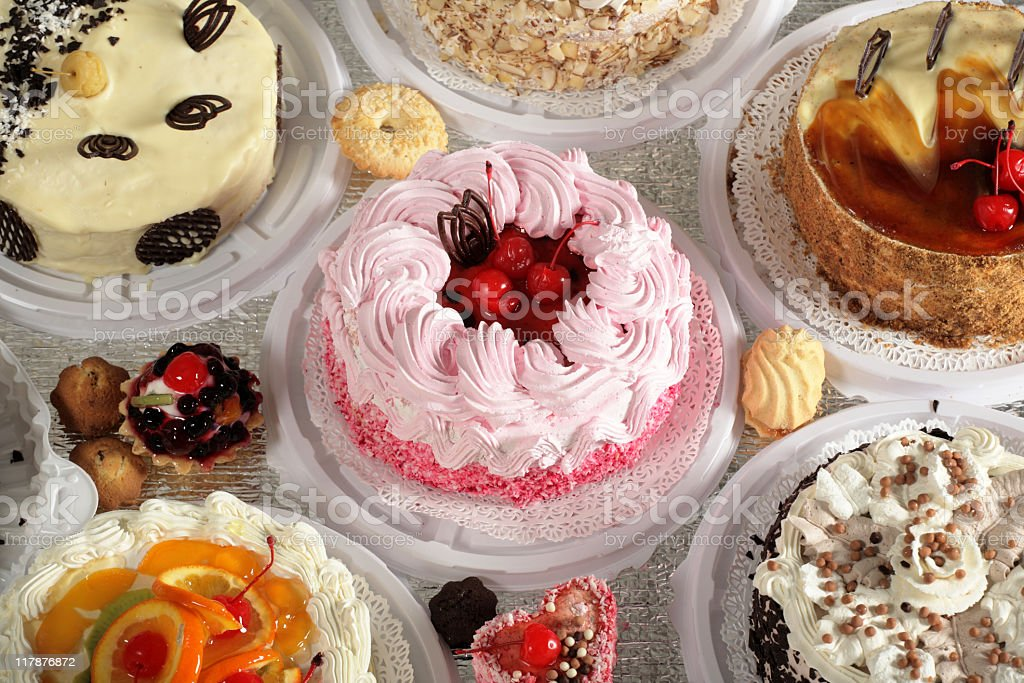 Cake royalty-free stock photo