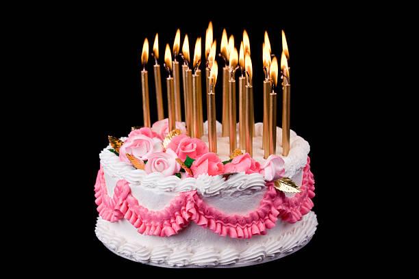Cake (XXL) stock photo
