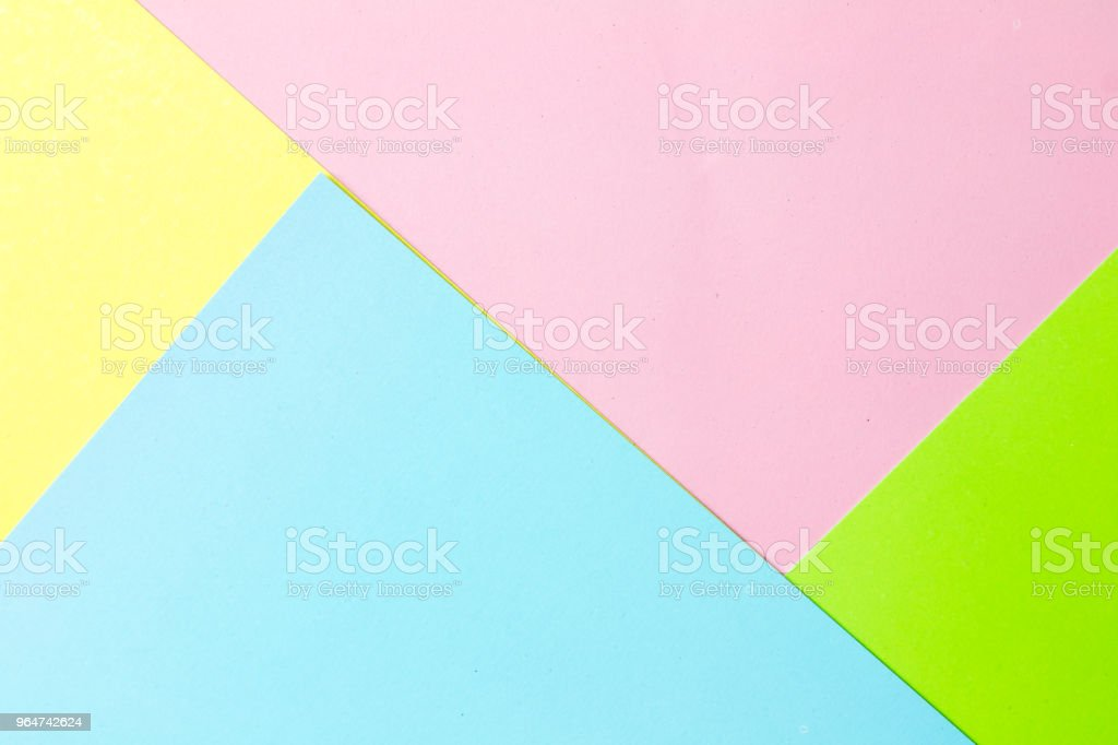 pastel royalty-free stock photo