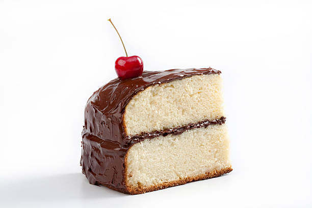 торт часть - кусок торта стоковые фото и изображения