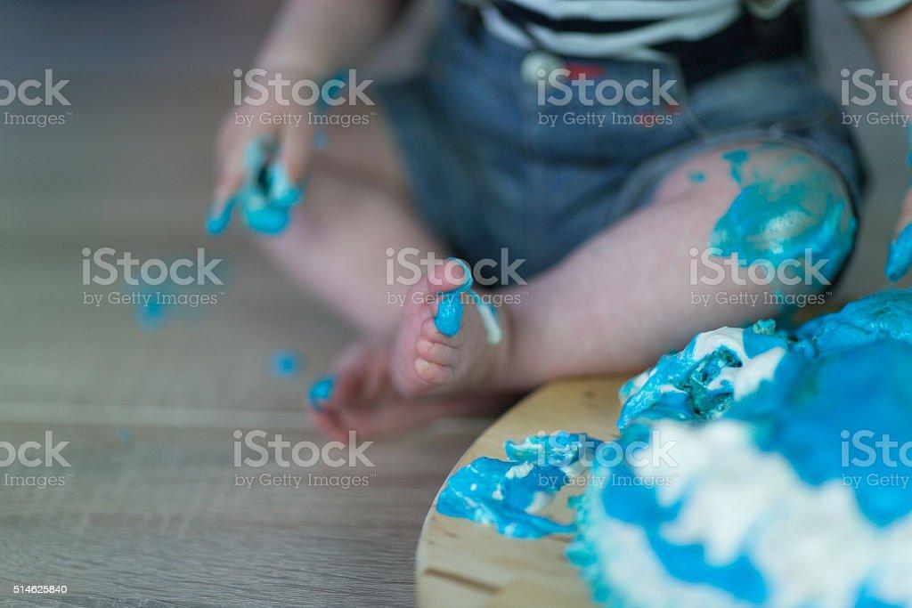 Kuchen Smash – Foto