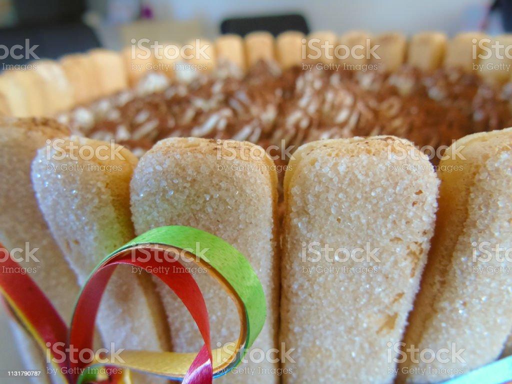 Excellent Cake Tiramisu Dessert Sweet Food For Children Funny Traditional Funny Birthday Cards Online Amentibdeldamsfinfo