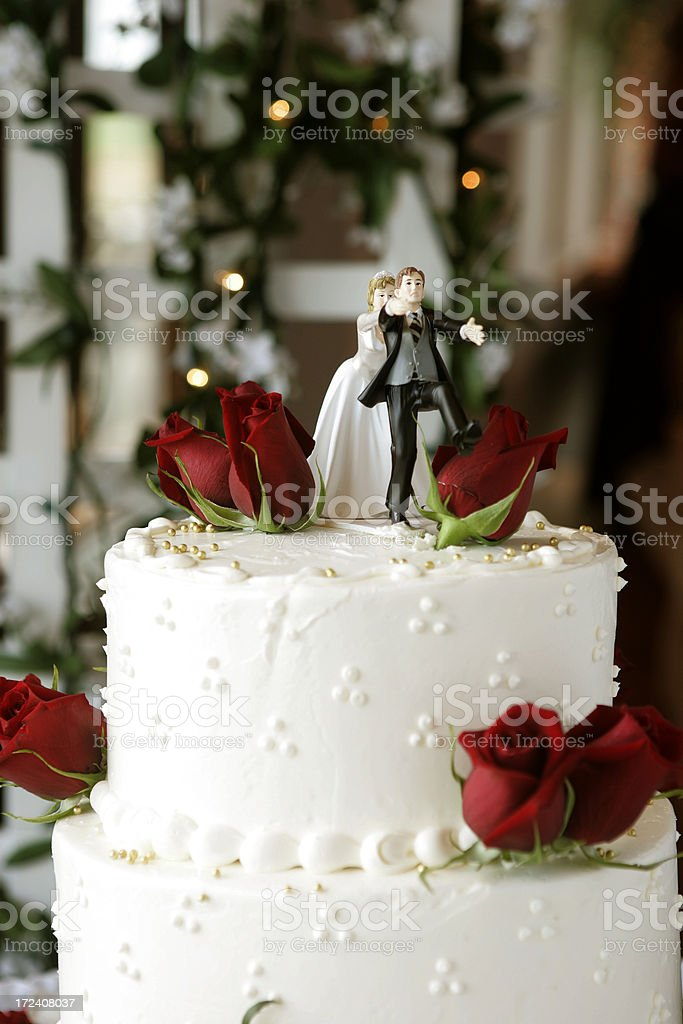 Cake Top royalty-free stock photo