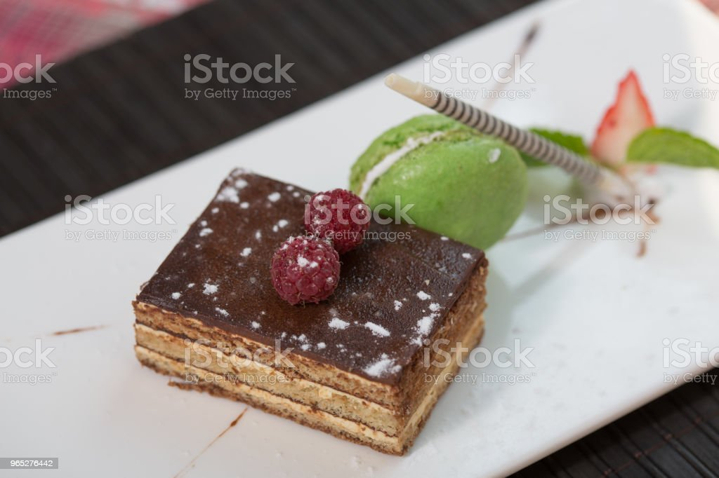 cakes and pastries royalty-free stock photo