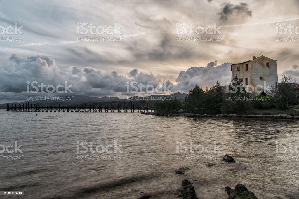 Cala di Volpe - Costa Smeralda stock photo