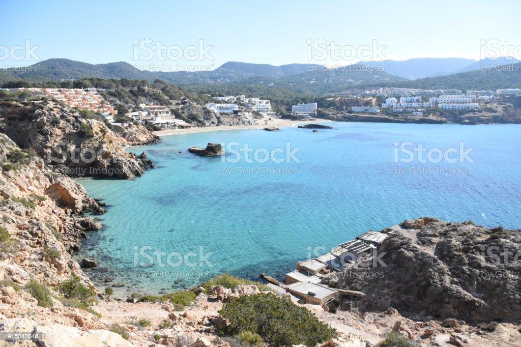 Cala Tarida Ibiza Stock Photo - Download Image Now - iStock