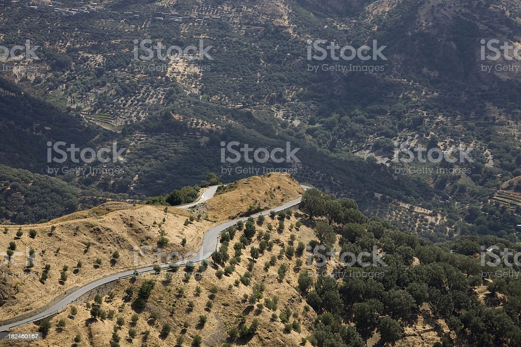 Calabria royalty-free stock photo