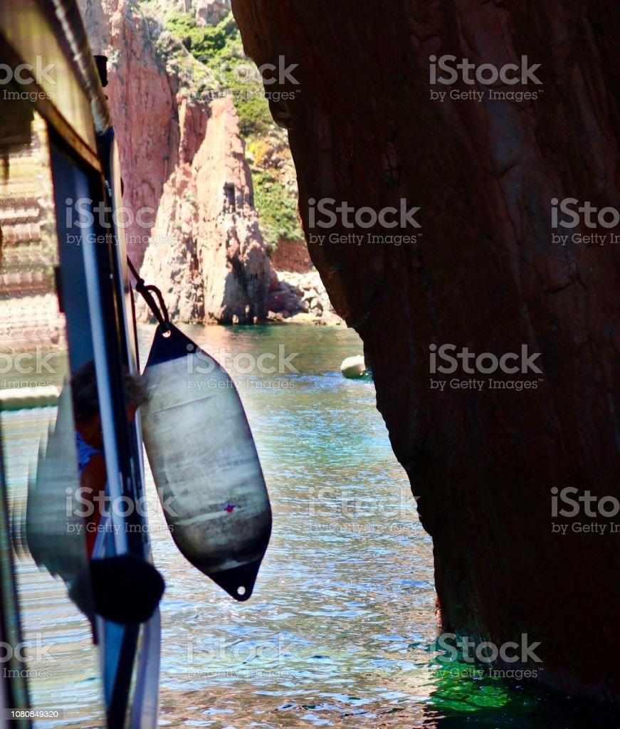Calanques en Corse - Photo