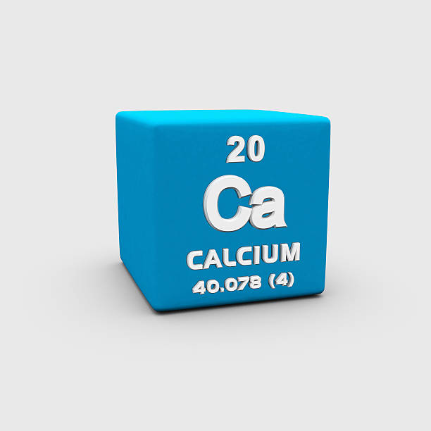 Royalty Free Calcium Periodic Table Symbol Chemistry Pictures