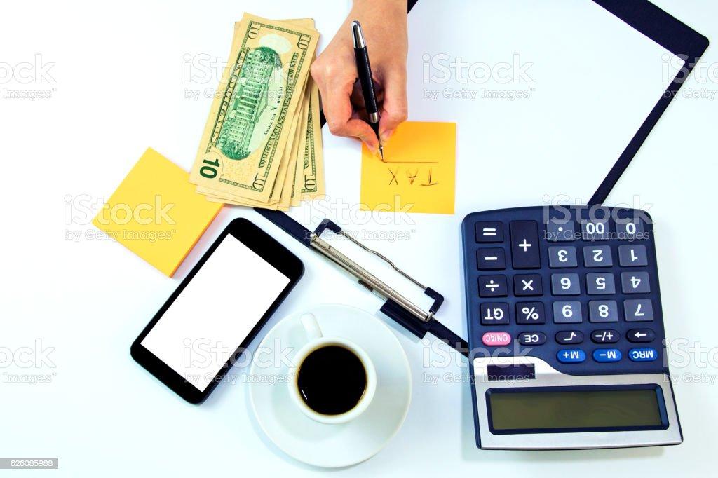 Calculating, Savings, Finance, Home Finances, Bill