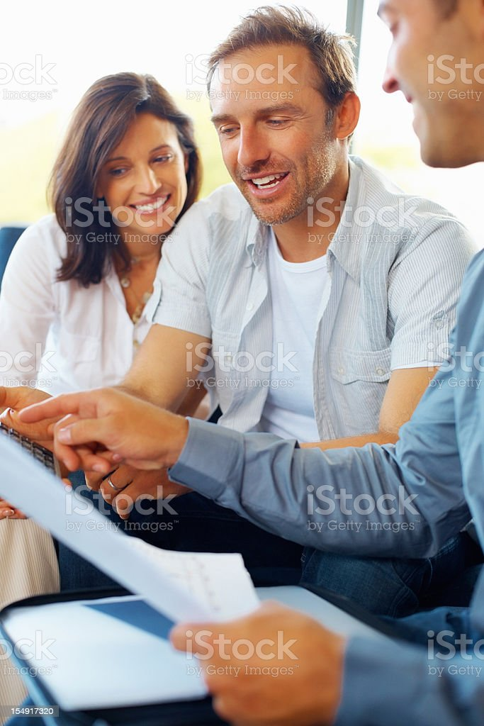 Berechnung premium - Lizenzfrei Abmachung Stock-Foto