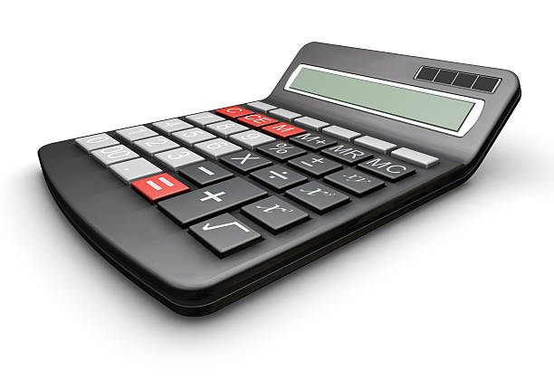 calculator - clip art stock photos and pictures