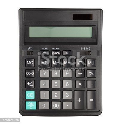 istock Calculator 479924970