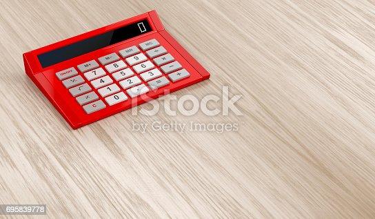 istock Calculator 695839778