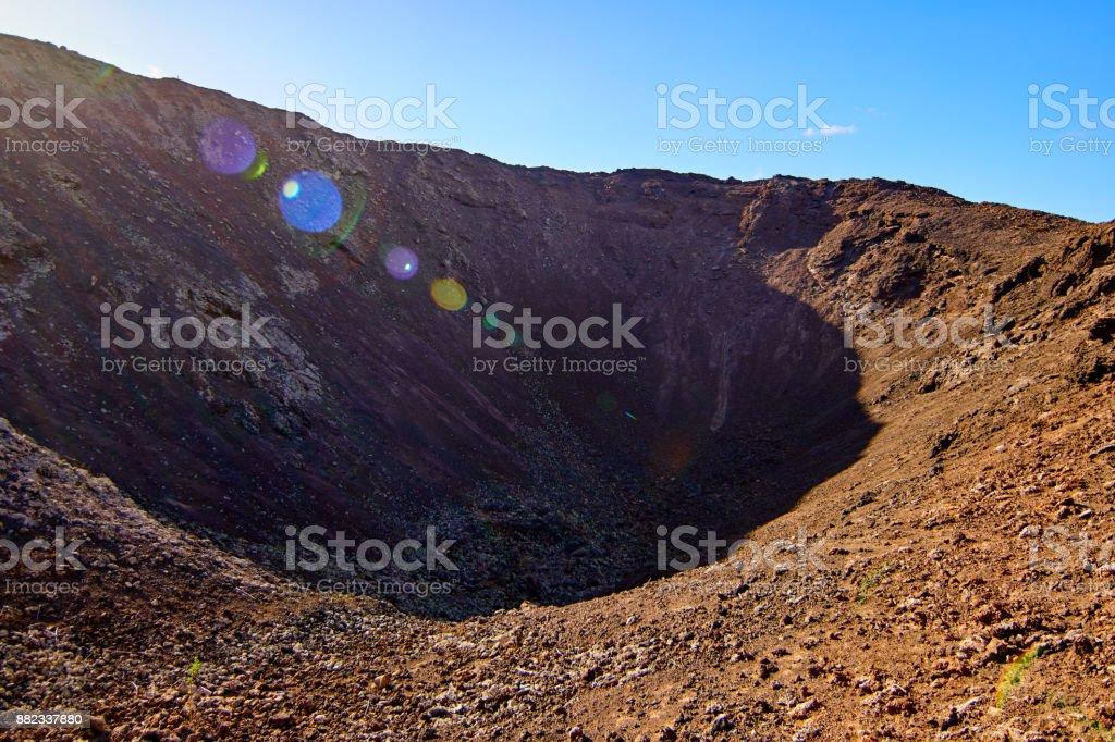 Fotografía de Caldera De Los Arrabales Fuerteventura Islas Canarias ...