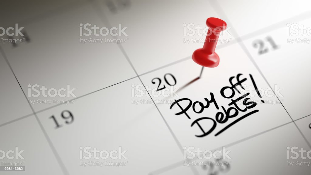 Calendar Concept royalty-free stock photo