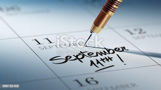 istock Calendar Concept 698165458