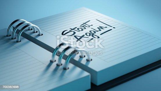 istock Calendar Concept 700382698