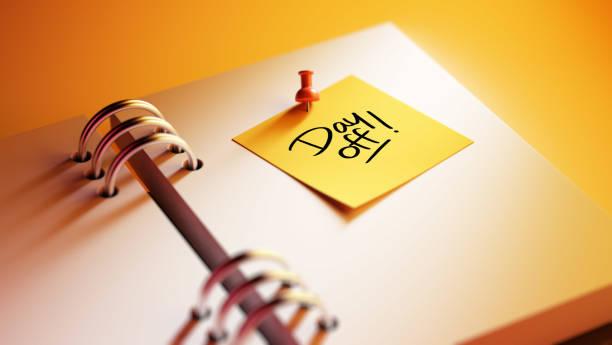 Concept de calendrier - Photo