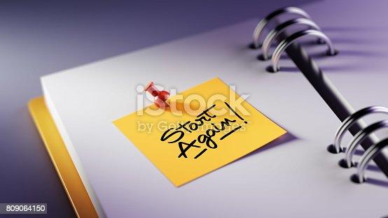 istock Calendar Concept 809064150
