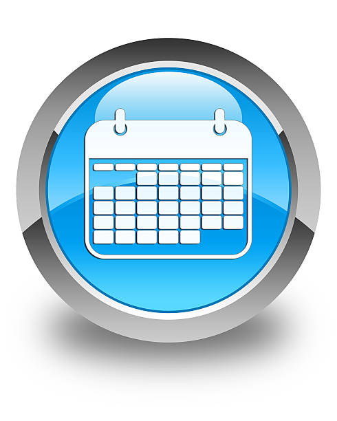 Calendar Icon Blue : Royalty free calendar icon pictures images and stock