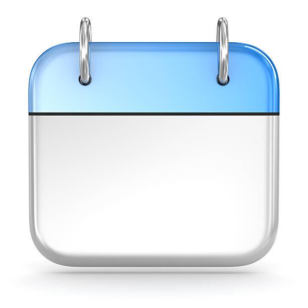 kalender-symbol - kalender icon stock-fotos und bilder