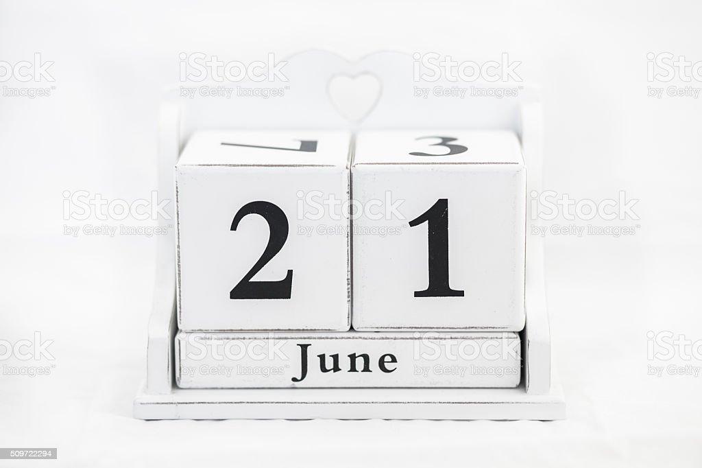 Kalender Juni-Nummer – Foto
