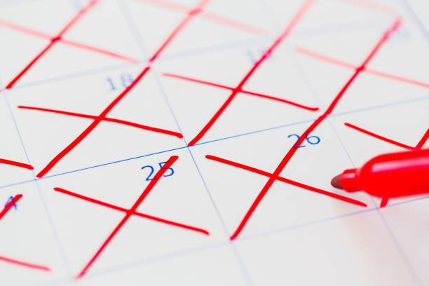 calendar. - countdown stock photos and pictures