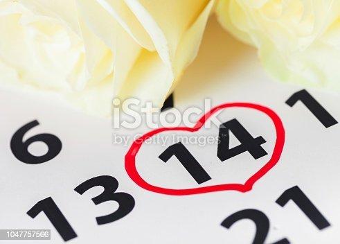 istock Calendar. 1047757566