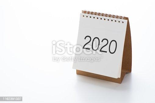 istock Calendar 1162391337