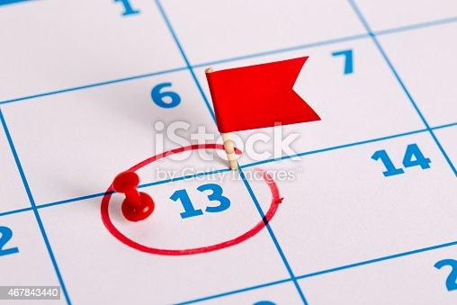 106457993 istock photo Calendar 467843440