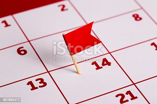 istock Calendar 467863472