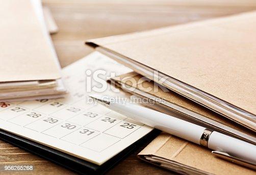 istock Calendar. 956265268