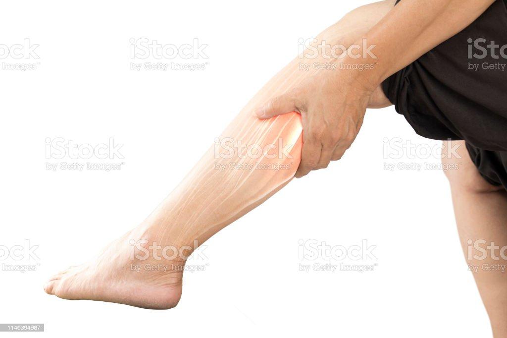 Pequeno inchaço vermelho na minha perna