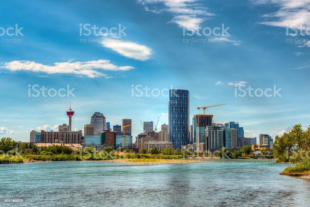 Calgary Alberta - foto stock