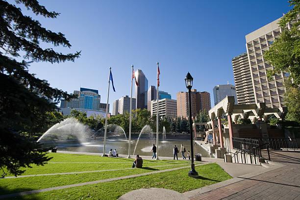 Calgary, Canada stock photo