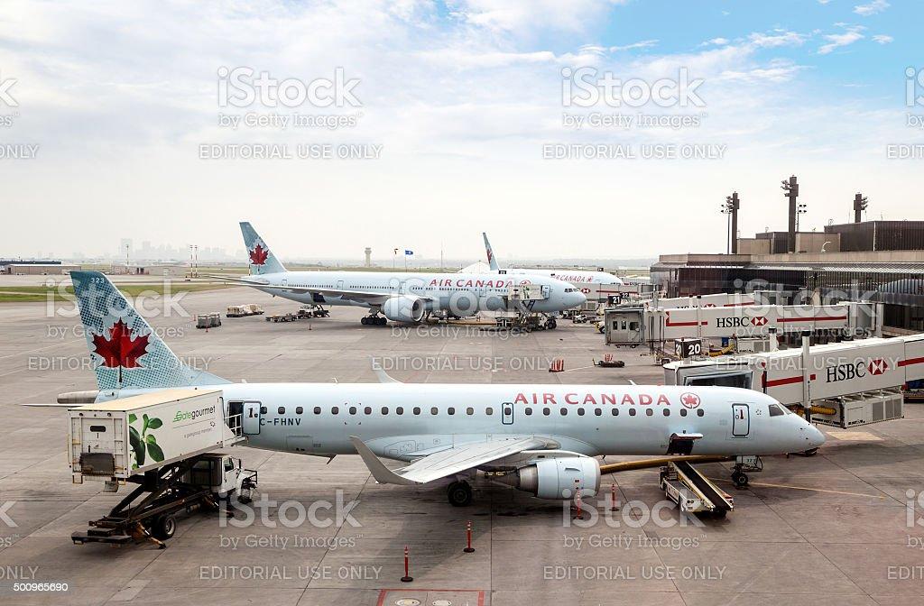 L'aéroport International de Calgary Tarmac - Photo