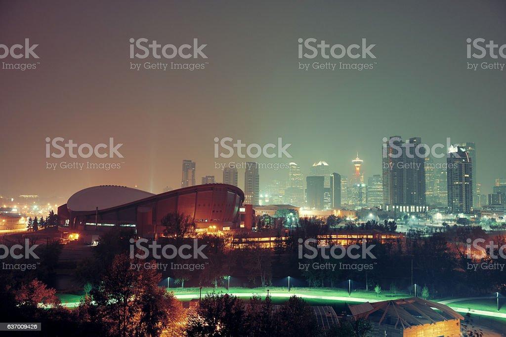 Calgary stock photo
