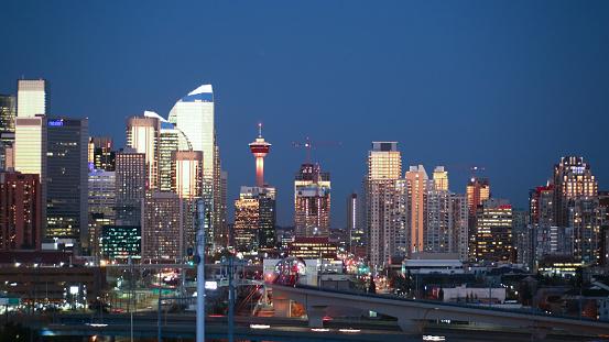 Calgary Stockfoto en meer beelden van Binnenstad