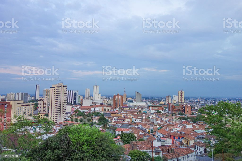 Cali Colombia stock photo