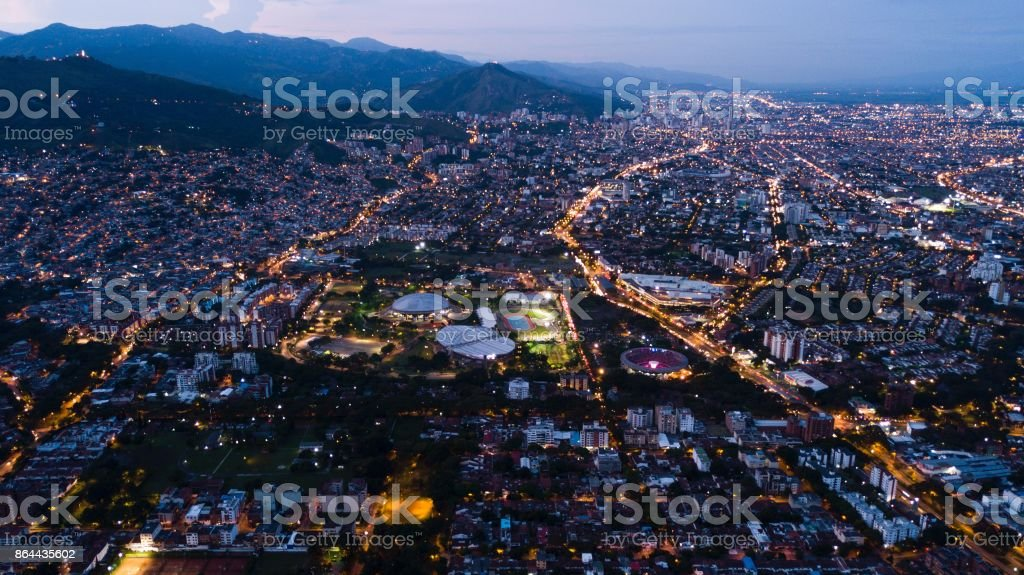 Cali, Colombia stock photo